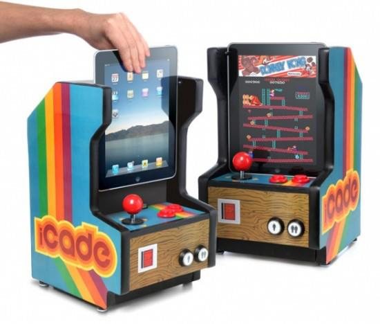 fun icade Technology Can Be a Blast, Sometimes: Meet the iCade