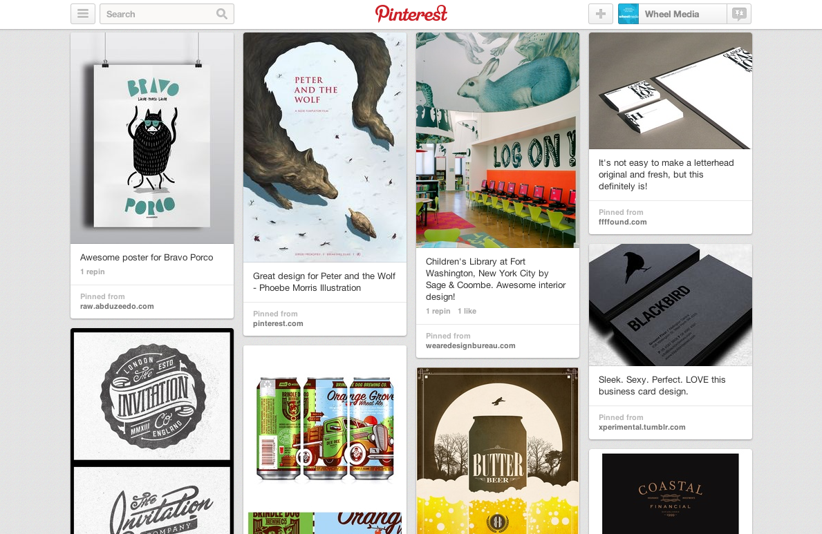 Get the Most out of Pinterest with Wheel Media