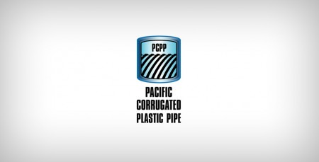 Custom Logo Design for Pacific Corrugated Plastic Pipe