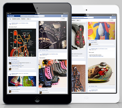 Facebook Marketing that Engages and Inspires