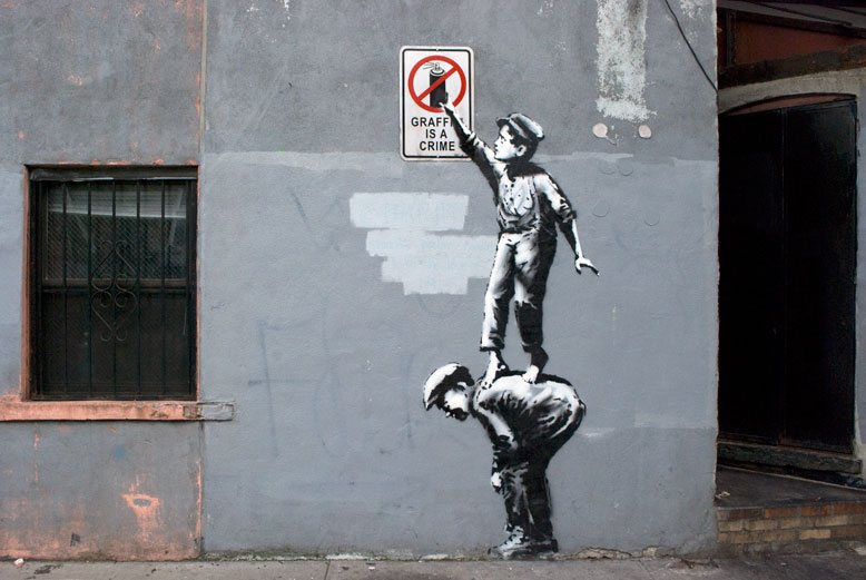 Banksy's Social Experiment Highlights the Power of Effective Marketing