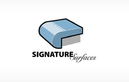 Smart Logo Design for Signature Surfaces