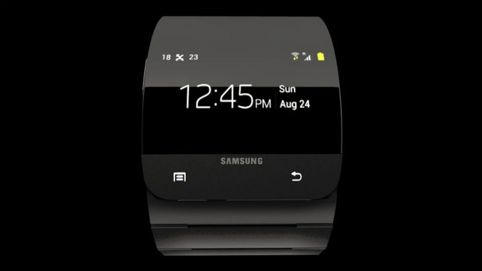 sacramento fun Samsungs Galaxy Gear