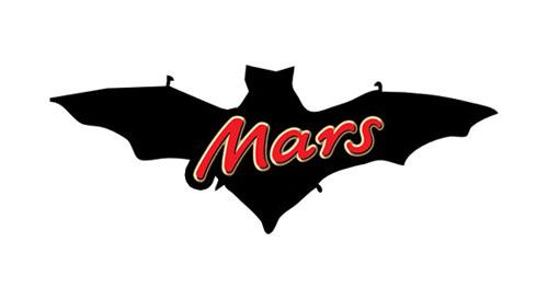 Big Brand Logos Get Spooky Makeovers