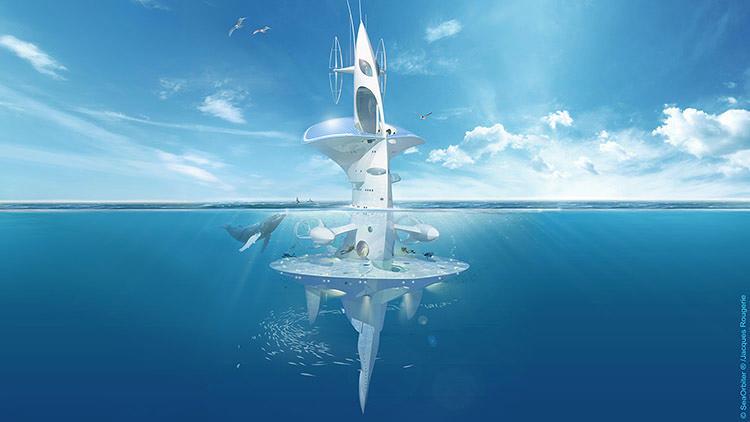 Space-Worthy Design Heads Deep Underwater