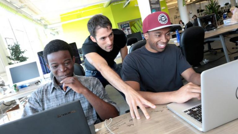 Resilient Coders is Hacking The Opportunity Gap