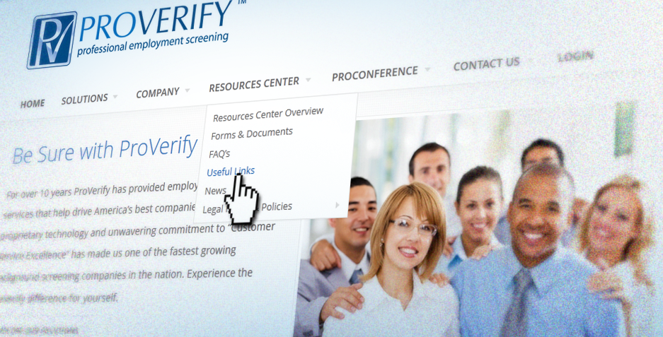 proverify web design Great Web Design Doesnt Have to Be Complicated – Our Client Proverify is Proof