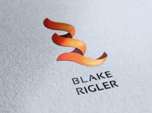 logo identity design gradients Smart Logo Design: Subtlety with Gradients