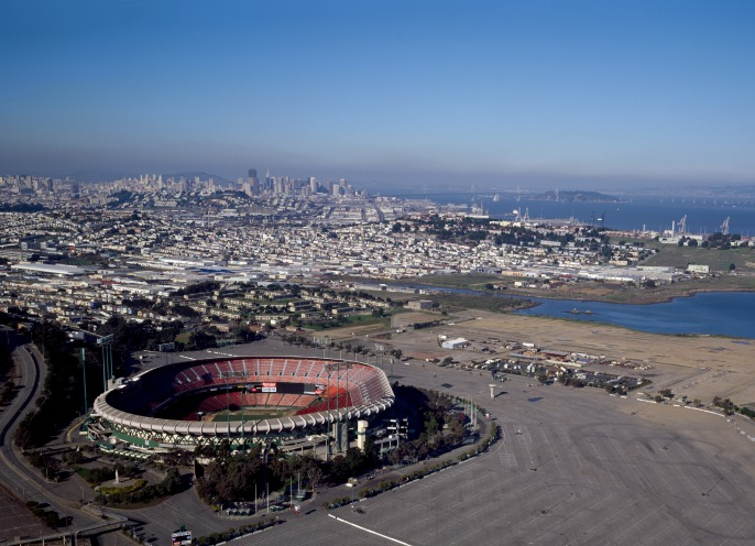 Candlestick Park is Moving On